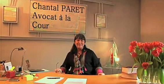 Maître Chantal Paret